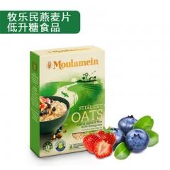Moulamein牧乐民刚切燕麦粒500克 (低升糖认证 糖尿病人可食用)