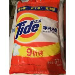 汰渍洗衣粉  一袋10斤