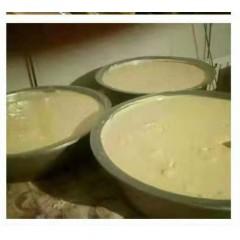 农家 大个黄米面粘豆包 笨豆包   1.5元/个 20个起发货