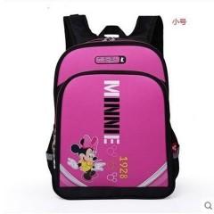 米奇儿童减负双肩背包迪士尼书包小学生1-3-4-6年级男孩女孩款