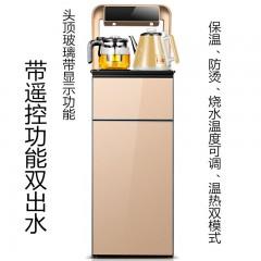 智能遥控冷热电热水壶 会友茶吧机 饮水机立式家用台式自动上水