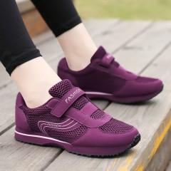 足力健中老年健步鞋老人鞋防滑冬季鞋运动休闲鞋