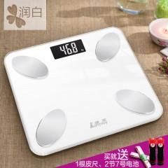 Kammoy智能体脂秤家用精准电子秤成人体重秤女减肥称体质秤测脂肪